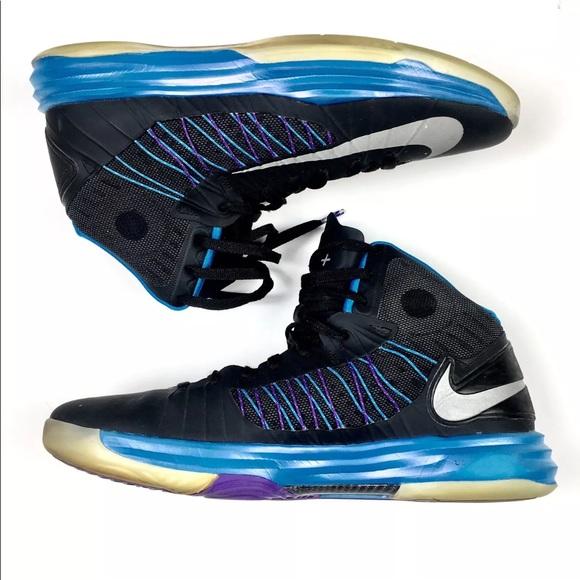 size 40 6b4e4 daab7 Nike Hyperdunk Lunarlon Basketball Shoes 11 Blue. M 5a8bcc6b739d486f3a5e9a50